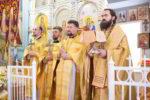 Архиепископ Феофилакт совершил литургию в храме станицы Солдатской