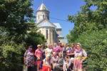 Добровольцы кризисного центра помолились у святынь Пятигорской епархии
