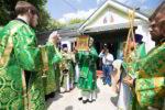 Архиепископ Феофилакт возглавил престольные торжества в посёлке Комсомолец