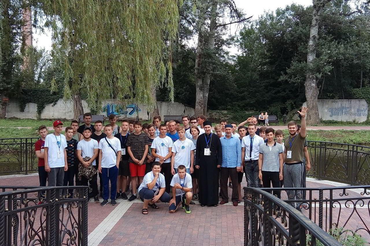Молодёжь Пятигорской епархии участвовала в межконфессиональном форуме