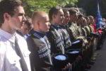 Священник приветствовал участников краевых казачьих игр