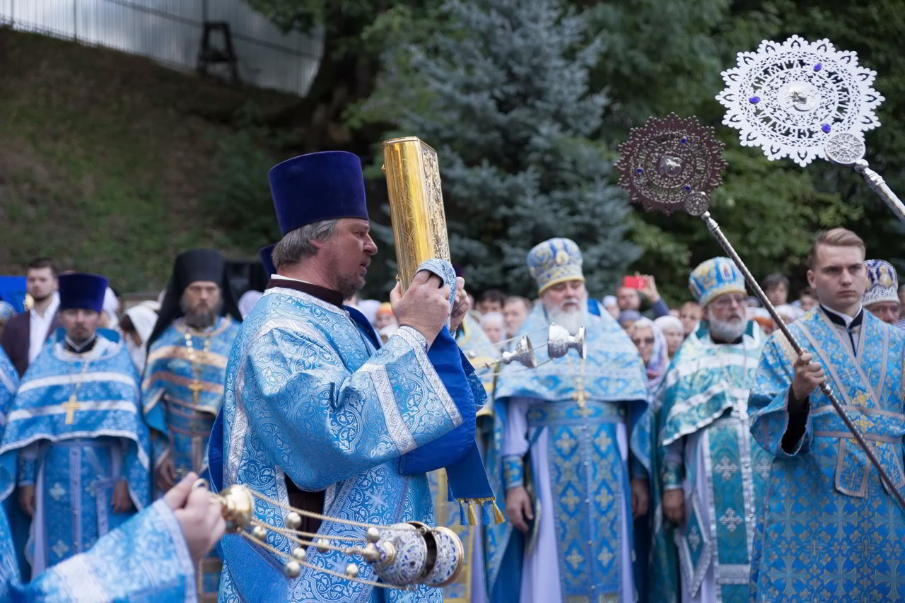 Святыня из Киева обрела дом в Бештаугорской обители