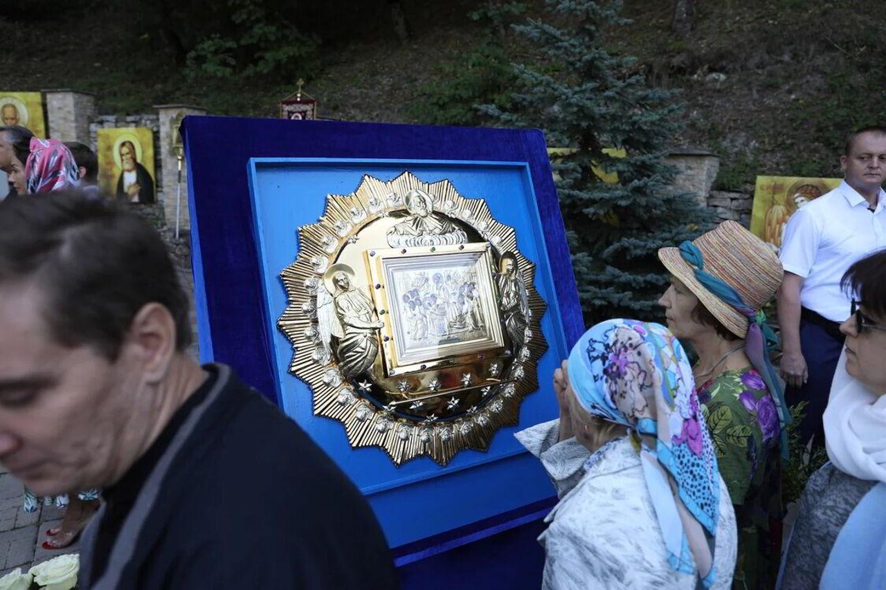 Второафонскому монастырю на Бештау 115 лет (Фото — А.Дегтев)