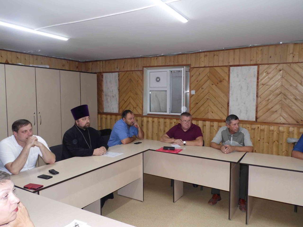 В Майском состоялся атаманский совет