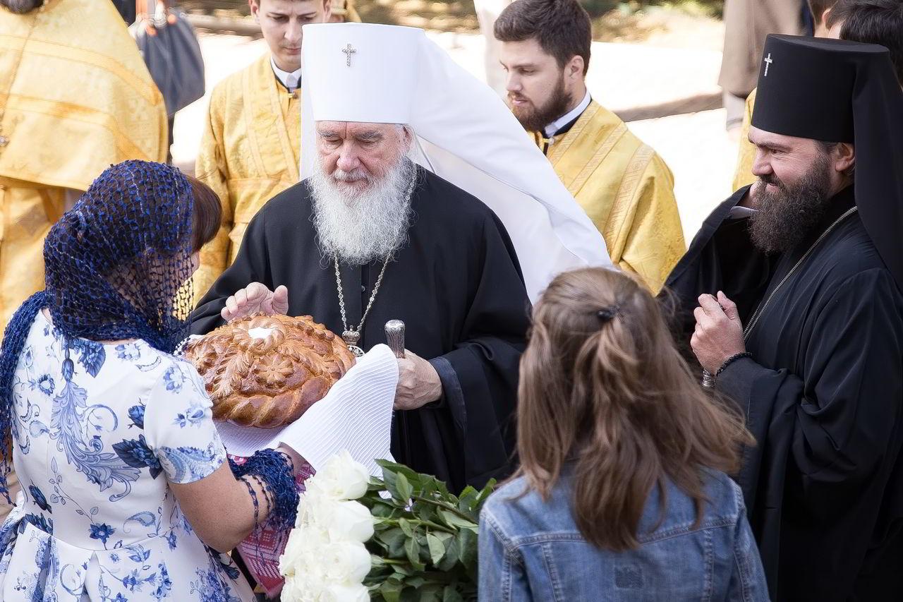 В Ессентуках открылись православные выставки (Фото: С. Жаркова и Ю. Рыдалев)