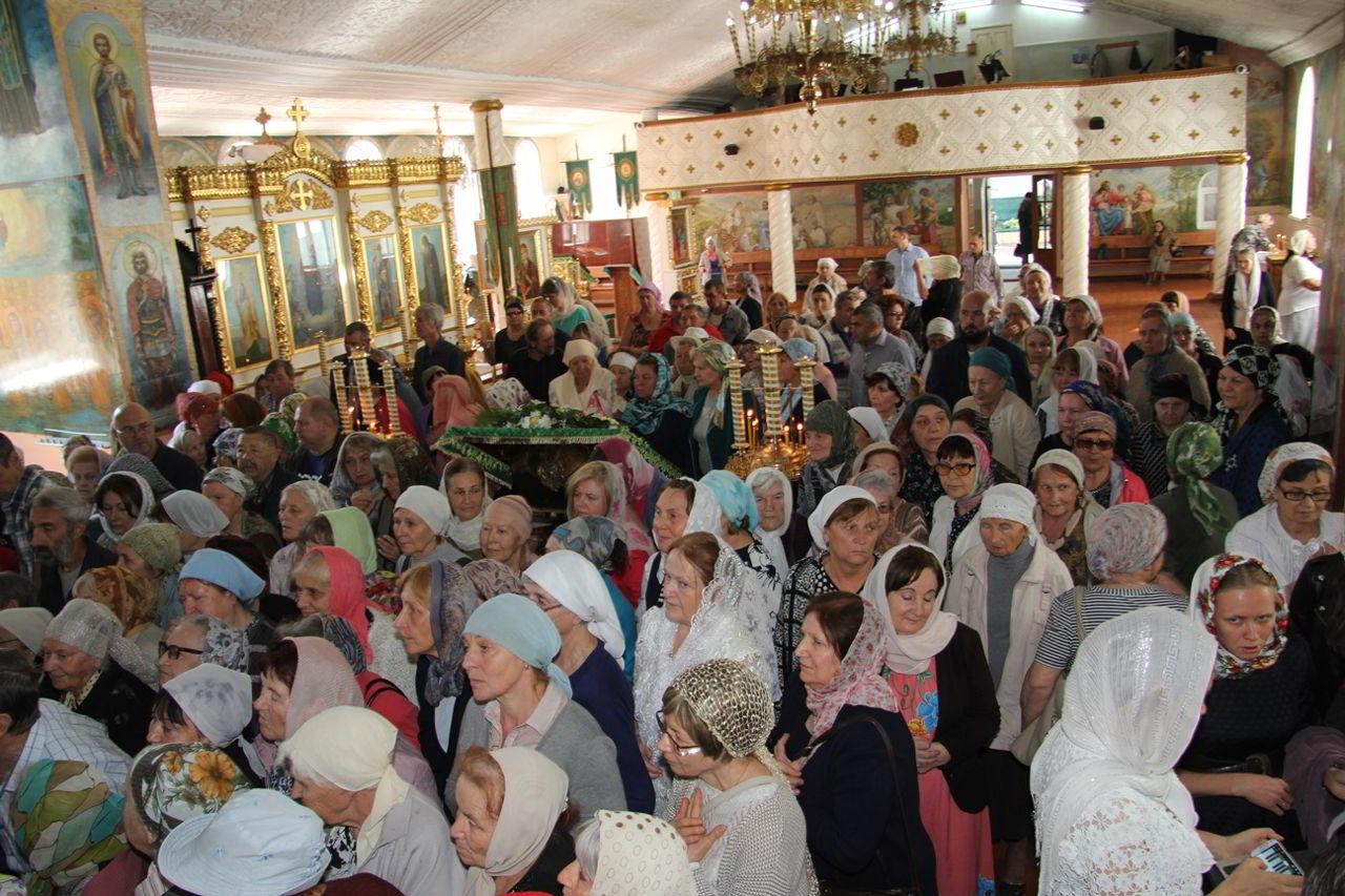 В Симеоновском соборе Нальчика прошли престольные торжества