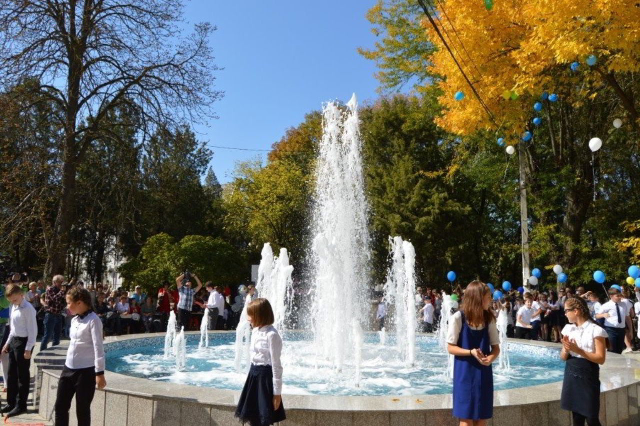 5 октября Прохладный отметил 254-летие