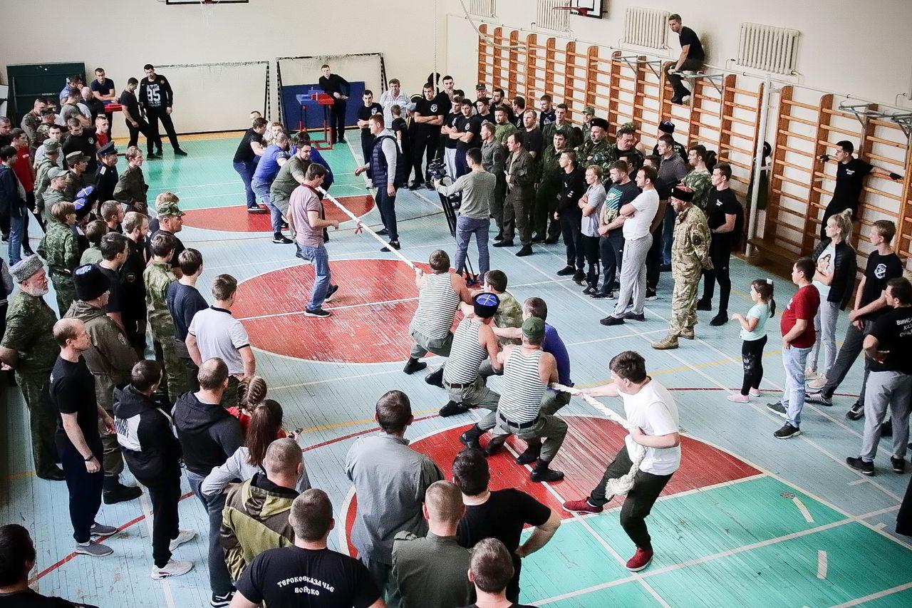 Шестая спартакиада казачьей молодёжи прошла в Кисловодске