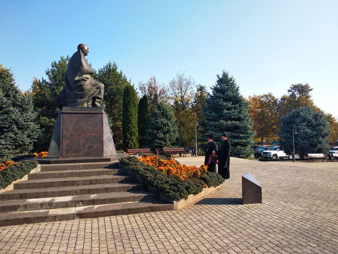 Священники Нальчика почтили память первого президента Республики