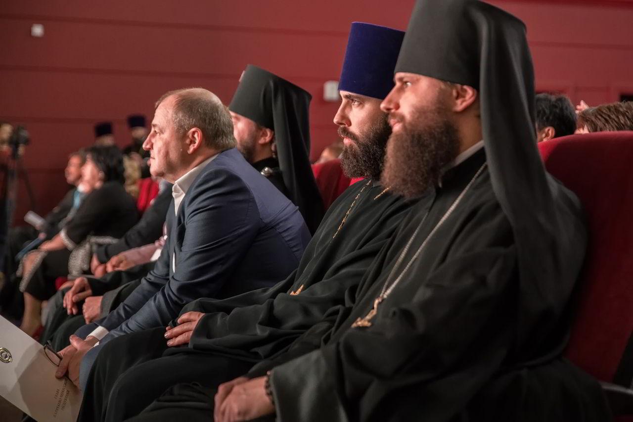 Архиепископ Феофилакт: «Это подвиг удивительной силы, совершенный с необычайной простотой»