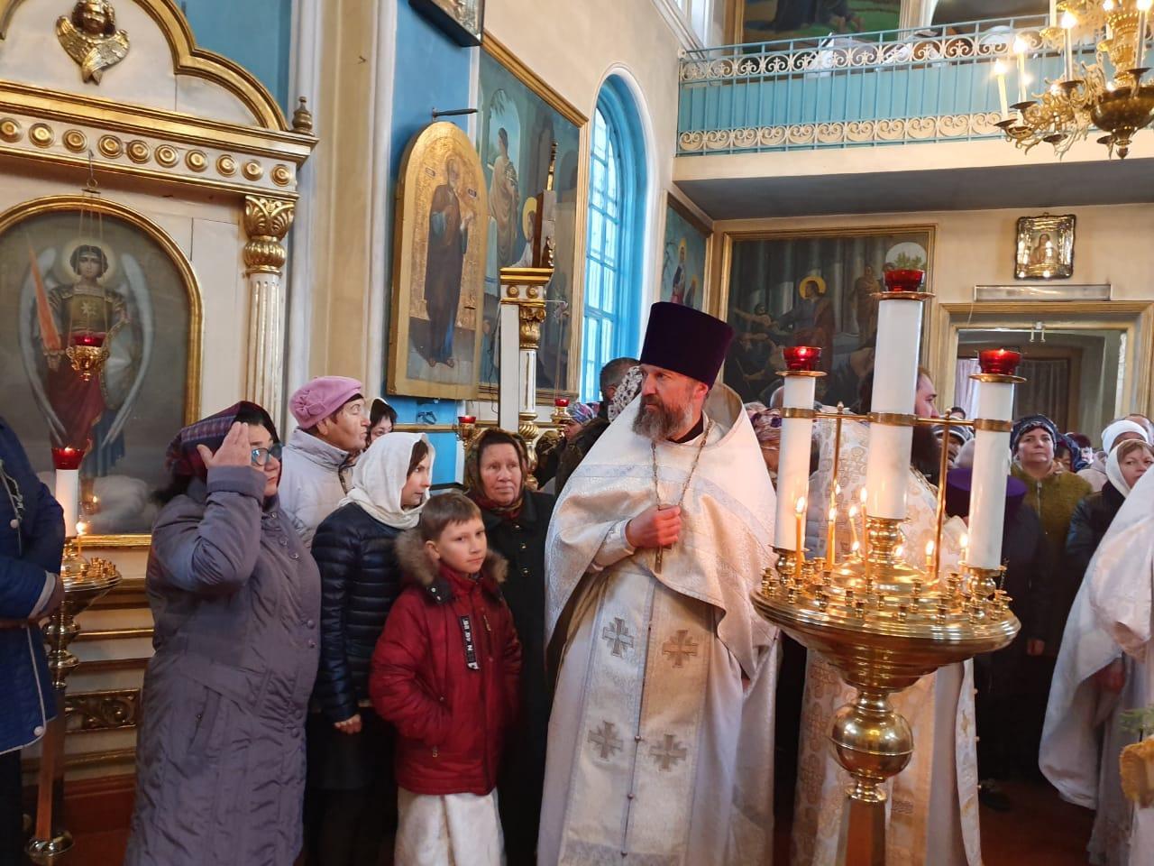 Храму Архистратига Михаила города Майский исполнилось 110 лет