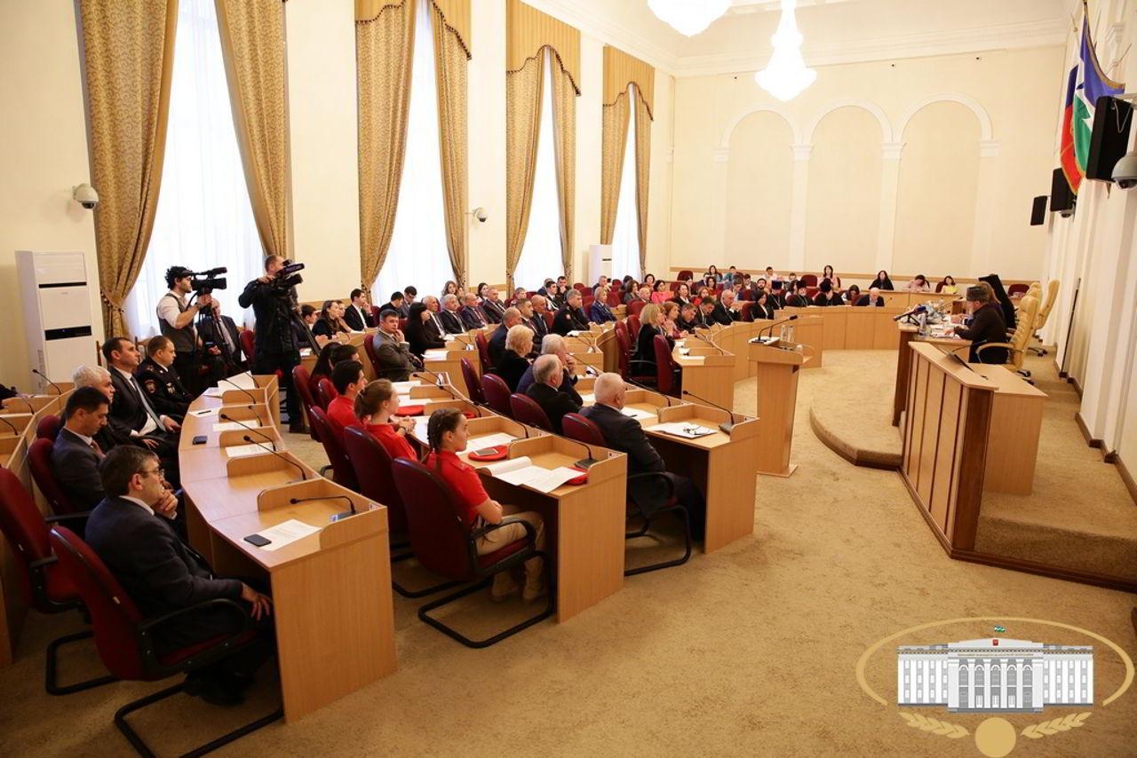 В Нальчике обсудили сохранение памяти о Великой Победе