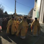 Престольный праздник Свято-Никольского храма отметили в Прохладном