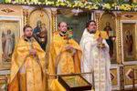 Престольный праздник в Минеральных Водах возглавил благочинный