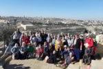 Паломники из Пятигорской епархии вернулись со Святой Земли