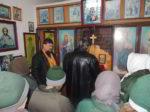 В ИК-4 УФСИН России по КБР отметили праздник Крещения Господня