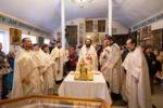 Архиепископ Феофилакт совершил богослужения родительской субботы в городе Баксан