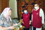 В Нальчике добровольцы посетили прихожанок