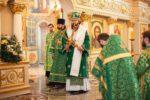 Духовенство епархии удостоено иерархических наград
