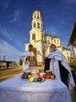 В праздник Христова Воскресения в Кабардино-Балкарии прошли ночные пасхальные богослужения