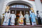 Архиепископ Феофилакт участвовал в торжествах в Татарстане