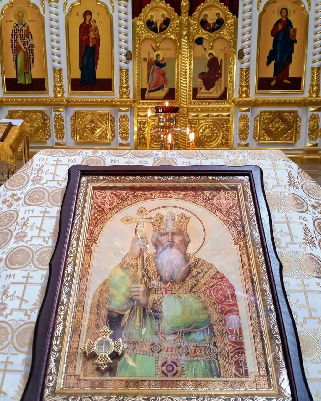 В День Крещения Руси в храмах Республики прошли торжественные богослужения