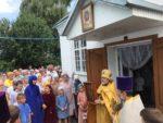 Престольные торжества прошли в селе Новополтавское