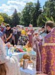 В храмах Кабардино-Балкарии совершили поклонение Кресту