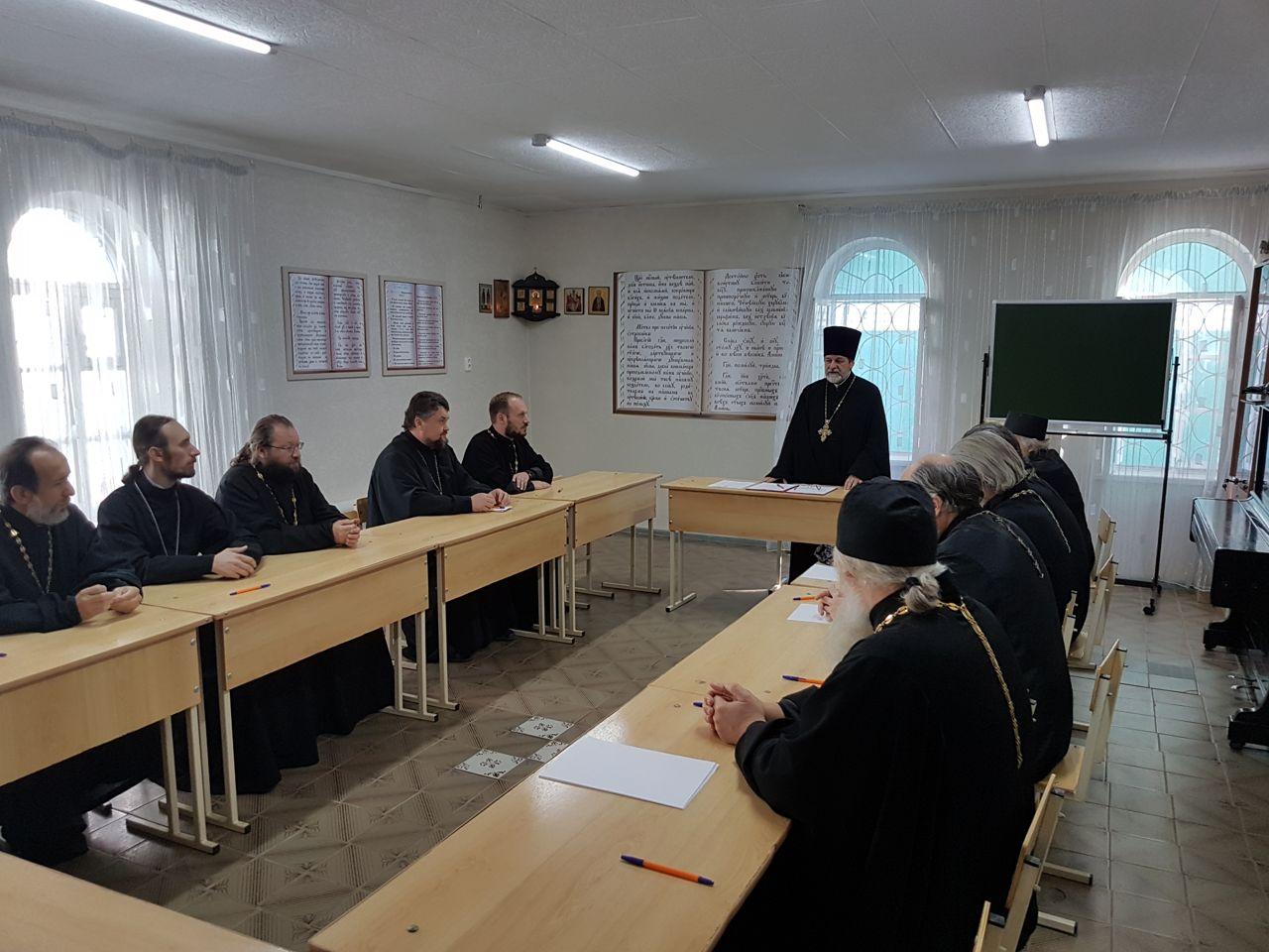 В Нальчике состоялись собрания духовенства