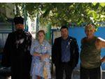 Настоятель станичного храма участвовал в юбилейной благотворительной акции