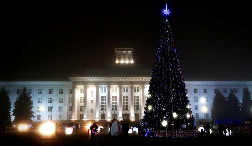 Поздравление Главы КБР К.В.Кокова с Рождеством Христовым