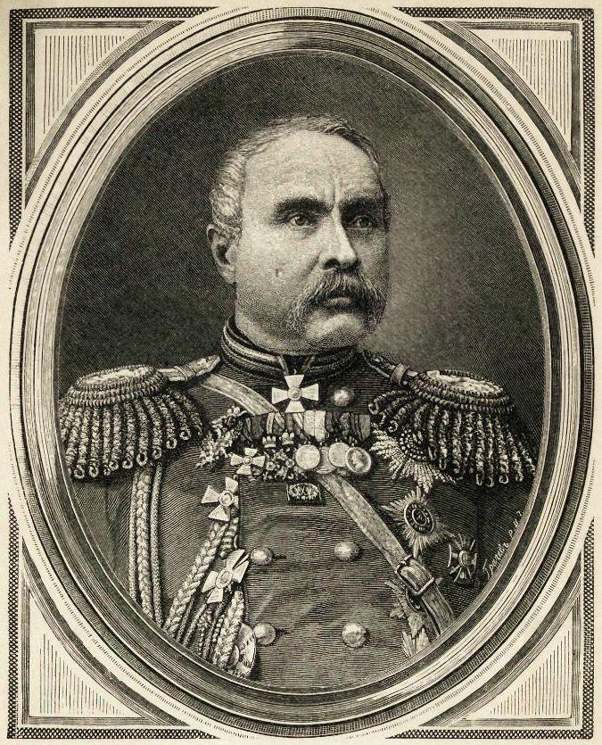 Генерал Николай Иванович Евдокимов (1804—1873)