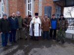 В Прохладном помолились о воинах-казаках «Ермоловского батальона»
