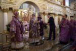 Полномочный представитель Президента России направил поздравление архиепископу Феофилакту