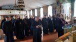Духовник побеседовал со священниками о пастырской культуре