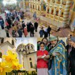 В храмах Кабардино-Балкарии отпраздновали Благовещение Пресвятой Богородицы