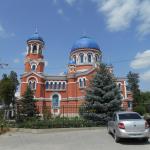 Храм Архангела Михаила города Майский
